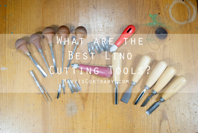 What are the best lino cutting tools?