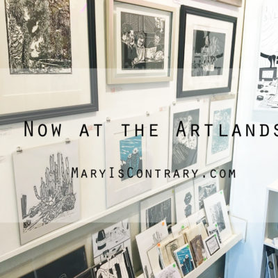 Now At The Artlands Art Gallery