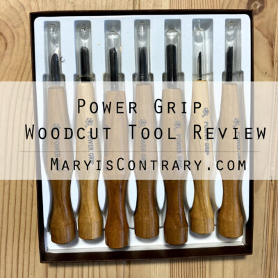 Power Grip: Woodcut Tool Review